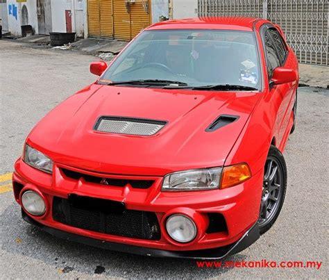 kereta mitsubishi evo lagenda evo apabila 6 terlalu mainstream 4 lebih baik