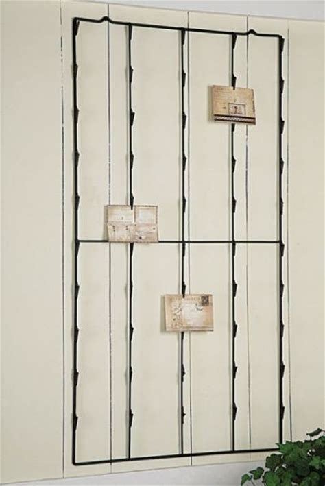 hanging cards on wall hanging metal card holder clayton gray home artwork by clayton gray home