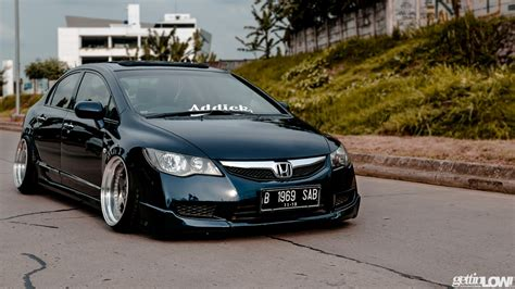 Modif Civic by 56 Modifikasi Honda Civic Fd Ragam Modifikasi