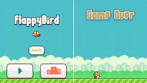 Game Over Flappy Bird Fliegt Nicht Mehr N Tvde
