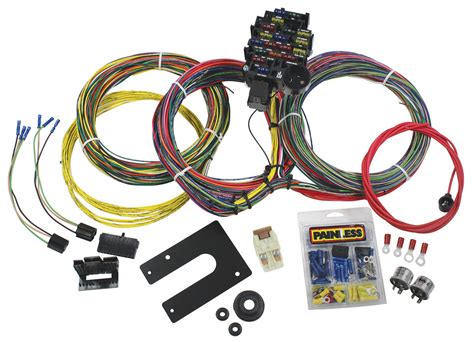 painless performance wiring harness  circuit classic