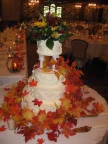 fall wedding ideas 39 fall wedding cake 39 ideas for incorporating fall effect into wedding cake unique wedding