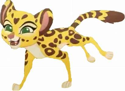 Fuli Picsart Cheetah Lionguard
