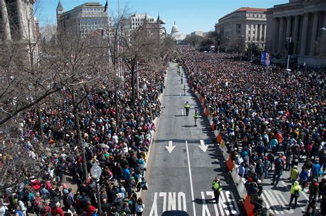 Photos: March For Our Lives Crowd Sizes Across the U.S. | Time