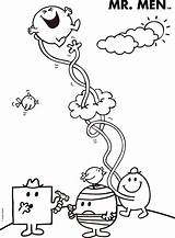 Mr Coloring Pages Monsieur Madame Miss Sprout Coloriage Colouring Word Mrs Activity Mme Bump Litltle Happy Popular Activities Coloringhome sketch template