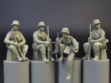 miniart  german panzergrenadiers