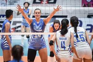 Pocari Sweat import Edina Selimovic out for rest of PVL ...