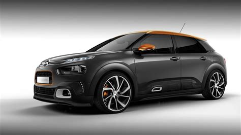 2019 Citroen C4 Cactus Racing Youtube