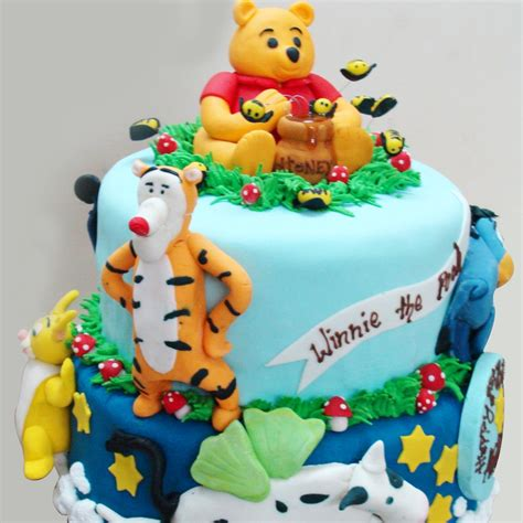 Shower Poo by Winnie The Pooh Cakes Decoration Ideas Little Birthday