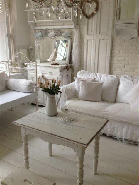 Shabby Wohnzimmer Möbel by Sooo Gem 252 Tlich Wohnzimmer Shabby Chic Wei 223 Chic