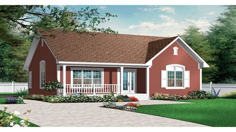 Bungalow Ranch House Plans  28 Images  Ranch Style House