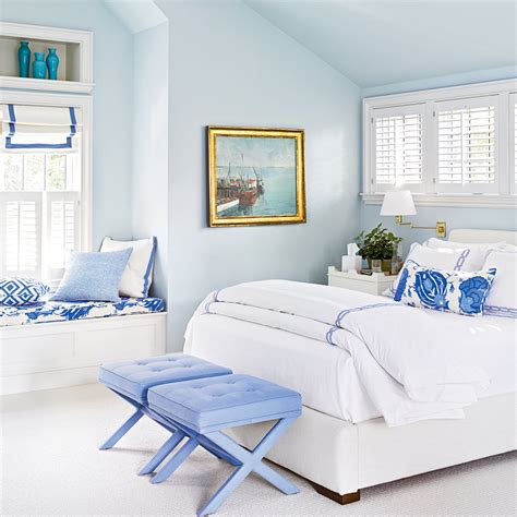 Blue Bedrooms by Ideas For Blue Bedrooms Coastal Living