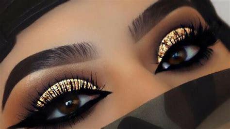 dramatic smokey eye makeup tutorial  beginners