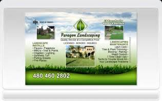 landscaping flyers samples landscape architect job information ideas for landscaping