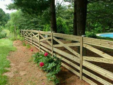 Country Fences Photos