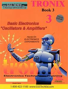Electronics Books And Kits  Tron Ix Lab Manuals And Hands