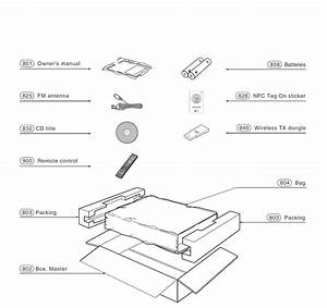 Lg Bh9431pw Home Theater System Parts