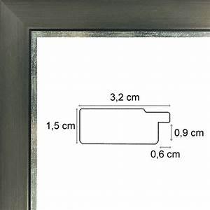 Cadre Marie Louise : cadre acier marie louise fliet argent encadrement tout format en vente sur cadre ~ Melissatoandfro.com Idées de Décoration
