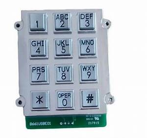 Wt Inmate Keypad  Mainboard Assy    Payphone Com