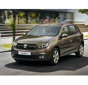 Dacia Sandero With Motability From Picador