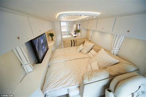 $1.2 Million Luxury Caravan by Volkner Mobil