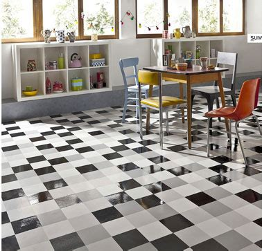 sol vinyle pour cuisine booster la décoration de sa cuisine pour quelques euros
