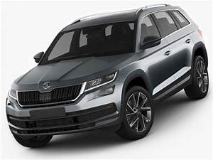 Skoda Kodiaq Business : skoda kodiaq 2017 3d model max c4d obj 3ds fbx lwo stl by fisherman3d 3d ~ Maxctalentgroup.com Avis de Voitures