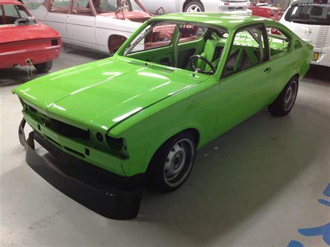 Turbo Kadett by Opel Kadett C Turbo Nr 18 Autoschade Erwin Peters Lochem