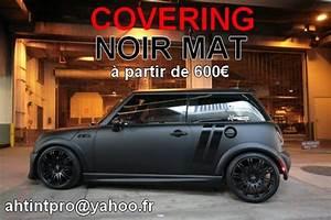 Mini Cooper Grise : covering mini one cooper s noir mat ~ Maxctalentgroup.com Avis de Voitures