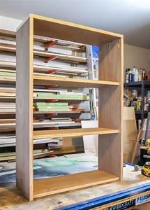 diy cloud bookshelf for a 39 bedroom hgtv