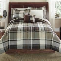 mainstays 8 piece bed in a bag bedding comforter set