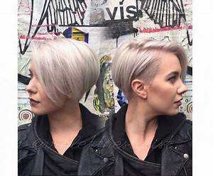 Coupe De Cheveux Courte Tendance 2016 : tendances coupes courtes 2016 ~ Melissatoandfro.com Idées de Décoration
