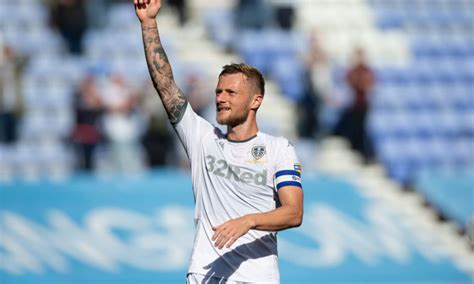 Leeds captain Liam Cooper hints at potential early return ...