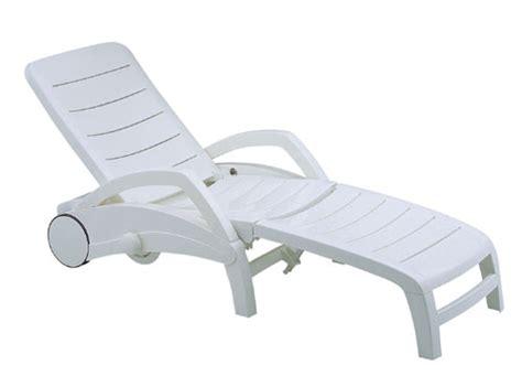 chaise longue pvc blanc bahia grosfillex blanc housse de protection bain de