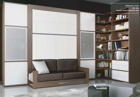 canapé lit armoire http inside75 com literie armoirelitcanape cus