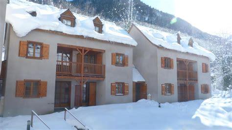 location studio cabine 4 personnes 224 cauterets ski planet
