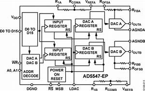 ad5547 datasheet and product info analog devices With simple 8 bit two quadrant multiplying digital to analog converter dac