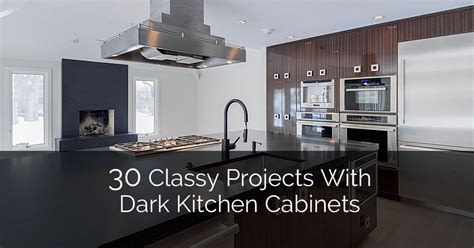 classy projects  dark kitchen cabinets home remodeling contractors sebring design build