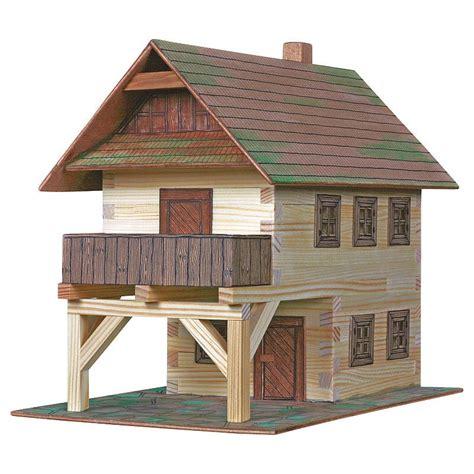 maquette maison en bois maquette maison ech 1 32 n 176 14 au coeur 2