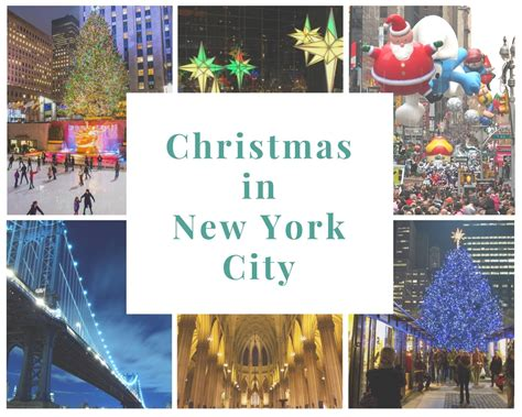 when does christmas start in new york in new york city 2017 nyc cheap travel