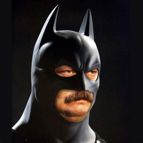 Batman Face Meme - we know who really should ve been cast as the next batman photo