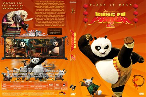 covers box sk kung fu panda 2 2011 high quality