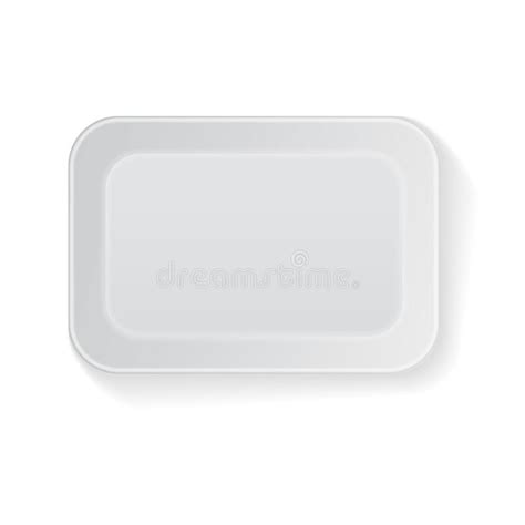 We have a rich list of different amazing bottle mockups for your design works. White Rectangle Styrofoam Plastic Food Tray Container With ...