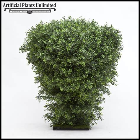 artificial shrubs outdoor faux boxwood shrubs artificial plants unlimited