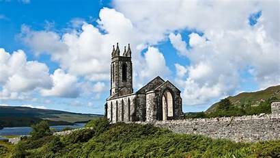 Ireland Church Country Nature