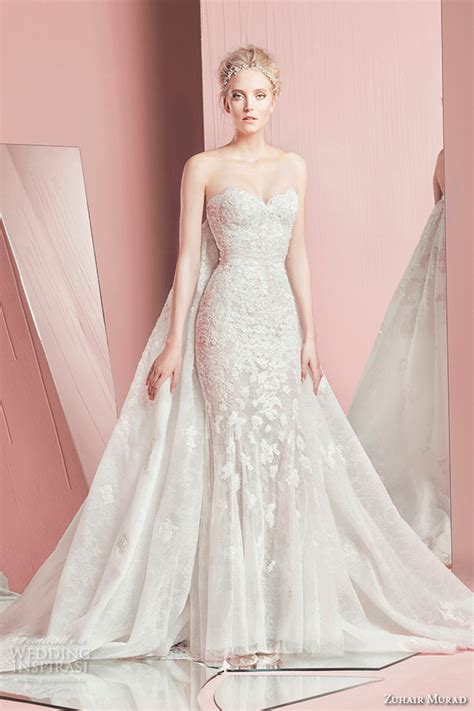 Zuhair Murad Bridal Spring 2016 Wedding Dresses  Wedding. Beach Wedding Dresses On Pinterest. Vintage Wedding Dresses Under 500. Wedding Dresses Red Detail. Vintage Style Wedding Dresses Glasgow. Blush Wedding Dress Shoes. Wedding Dress Princess Silhouette. Vera Wang Wedding Dresses The Knot. Oscar De La Renta Bow Wedding Dress