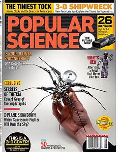 bob schrupp39s blog popular science magazine With science magazine cover letter