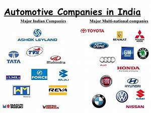 Top Automobile Companies in India Whizsky