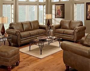 American, Furniture, Classics, Sedona, 4, Piece, Living, Room, Set, U0026, Reviews
