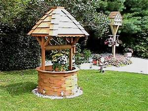 Free Wishing Well Plans - Woodwork City Free Woodworking Plans